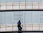 专业蜘蛛人外墙玻璃清洗保洁,外墙防水