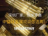 CAC703是什么材料CAC703铜棒化学成分