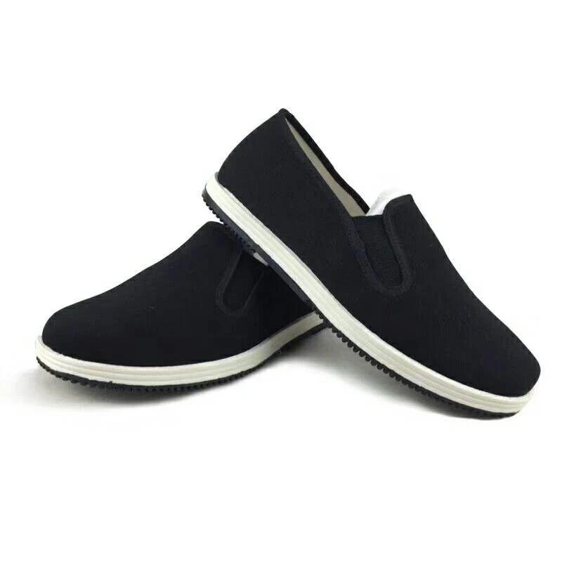 07新式布鞋休闲布鞋超轻亚麻底千层底单布鞋老北京布鞋