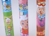 儿童益智宝宝玩具 反射大视野 实景卡通万花筒玩具 款式随机