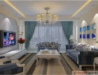 地中海风格装修,三居室8.5万