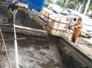 合肥疏通管道高压清洗市政工程管道封堵污水池河道池塘清淤