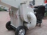 哪里有卖柴油机木材削片机/大型木材柴油粉碎机的厂家