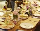 西安领秀宴会自助餐茶歇上门服务:12年品质公司