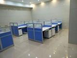 全新办公桌-屏风工位-职员桌-公司一对一电脑桌