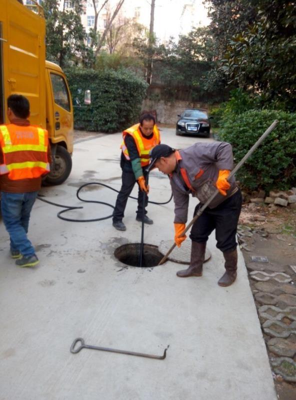 杭州专业下水道疏通,化粪池清理,专业管道清理,隔油池清理