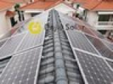 佛山太阳能发电-广州花都别墅发电-德九新能源