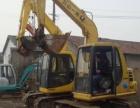 阳江低价出售二手挖掘机,小松60勾机工程结束处理,车况好