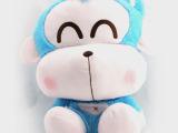 卡宝猴毛绒玩具 正版毛绒玩具kapo猴/卡宝猴 情侣猴生日礼物