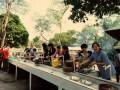东莞周边企业年会工厂年底聚餐选择松湖生态园