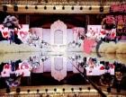 4888元LED大屏幕高端烛光婚礼套餐每天限定一份