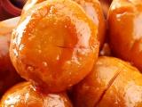 好食材造就好吃的三樱盛夫蛋黄酥