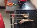 白云区学习烧烤技术【木炭烧烤】培训舌尖小吃手把手教