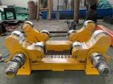 供應承載10噸自調焊接滾輪架 焊接滾輪架熱銷自動焊接