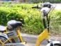 专用垃圾车中置电机