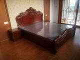 烟台莱阳 欧式床 松木床 实木床
