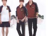 定制初中校服套装英伦风幼儿园园服订制短袖礼服订做