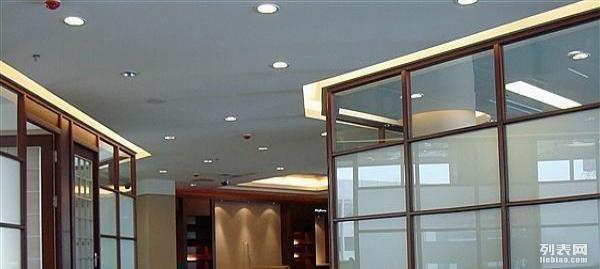 北京承接办公室写字楼装修 局部装修打隔断 工程装修