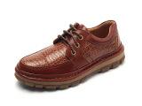 工厂直销 时尚商务男士单鞋 潮流舒适透气男鞋 百搭男单鞋批发