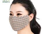 厂家直销亮健防护防尘防雾霾PM2.5口罩 纯棉活性碳N95口罩批