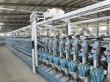 河北仿大化涤纶纱生产厂家47支生产厂家