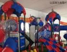淘气堡儿童乐园彩虹树滑梯幼儿园设备