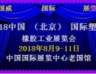 2018中国(北京)国际橡印刷包装工业展览会