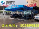 上海浦东区定做物流蓬伸缩遮阳篷大型推拉帐篷固定雨棚厂家直销