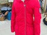 DVL正品鹅绒服2013新款冬装羽绒服中长款韩版大毛领羽绒外套批