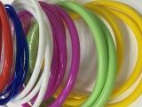 厂家直销优质PVC软管乳白色塑胶管电工电
