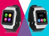 智能手表 可插SIM+TF卡安卓wifi蓝牙 手表手机3G腕表手
