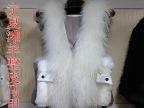 2014春季热卖滩羊毛兔毛皮草马甲 韩版修身气质 女 现货供应