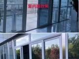 玻璃建筑膜 隔热膜 防爆膜 装饰膜等贴膜施工