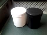 1KG油墨罐 塑料桶 广口瓶 塑料瓶 包装桶 化工桶