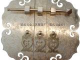 厂家直销 仿古门牌箱牌 古典雕花蚀花铜件 纯铜抽屉拉手(1606