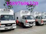 东风3吨海鲜冷藏运输车,程力设计海鲜类冷