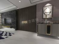 江北保利观澜装修案例 保利观澜北欧风格设计方案图
