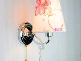 简约现代LED壁灯、卧室床头壁灯、酒店客房工程灯饰灯具