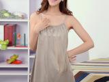 美信 厂家直销 批发供应防辐射服 彩银纤维吊带孕妇防辐射服