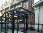 焊接阁楼,楼梯消防楼梯防护栏雨棚电焊钢结构