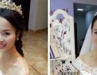 天使假期新娘化妆、早妆、跟妆、美甲美容婚纱礼服租赁