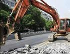 上海闸北区挖掘机出租承接路面混凝土破碎土方挖掘