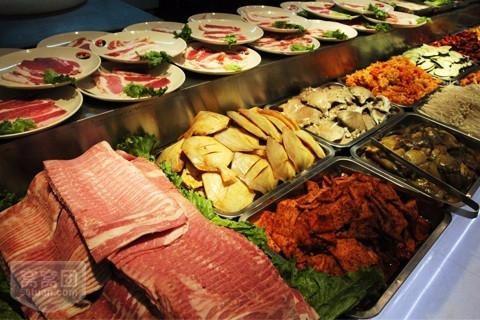 汉丽轩烤肉加盟费用 韩式烤肉加盟费用 自助烧烤加盟