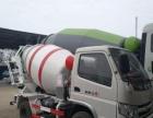 转让 搅拌机当地在哪买搅拌运输车水泥罐车