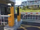 河北保定道闸厂家 保定车牌识别系统 保定停车场系统 栅栏道闸