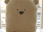 毛绒 玩具批发厂家直销 方熊抱枕 暖手捂 一件代发 网店代理 给力