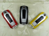 最新创意/兰博基尼充电打火机/USB电子点烟器/防风个性