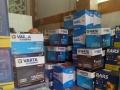 本司批发零售瓦尔塔、高尔夫专用、风帆、船用电池等