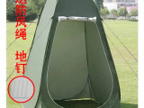 户外野钓帐篷涂银加厚钓鱼帐篷防风防雨帐篷