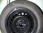 4条原装飞度邓禄普185 60R15轮胎